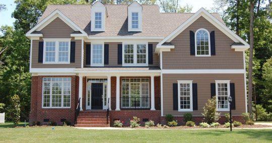 Att flytta till nytt hus
